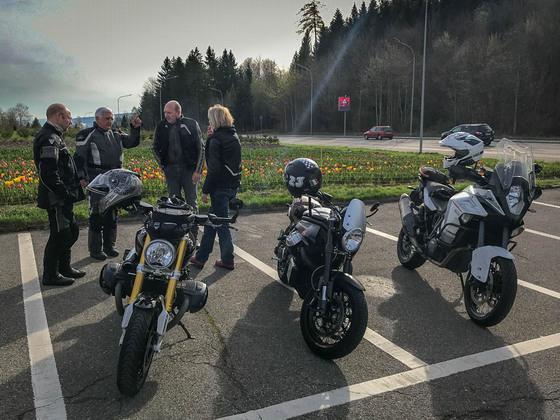 Eröffnungsfahrt 2018