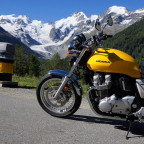 Morteratsch + 700km